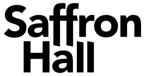 Saffron Hall logo