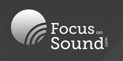Focus on Sound logo