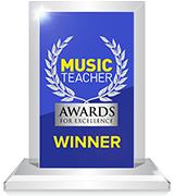 Music Teacher Award logo